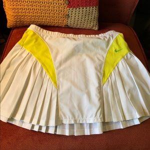 Nike Fit Dry Tennis Skirt